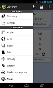 Universal Unit Converter- screenshot thumbnail
