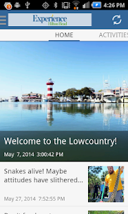 Experience Hilton Head- screenshot thumbnail