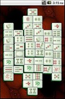 Screenshot of Mahjongg Solitaire PRO
