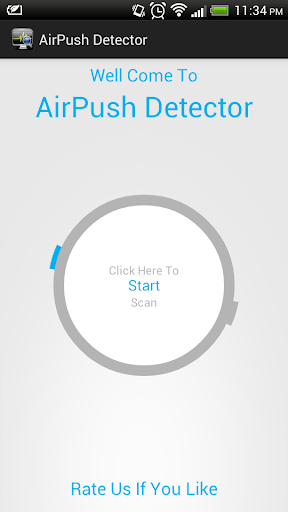 New Airpush Detector
