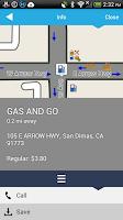 Screenshot of Magellan SmartGPS