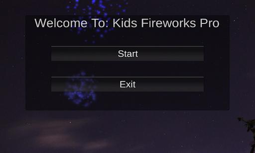 Kids Fireworks Pro
