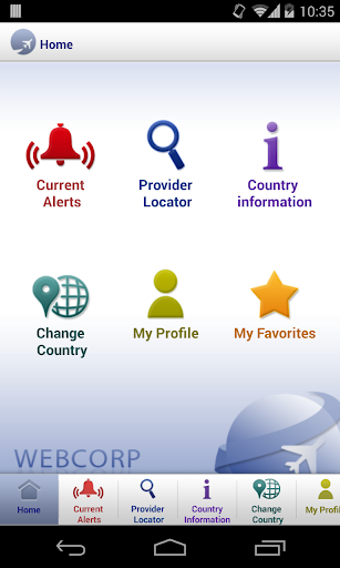 Webcorp Mobile Switzerland