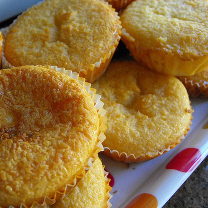 Coconut and Condensed Milk Queijadas Recipe