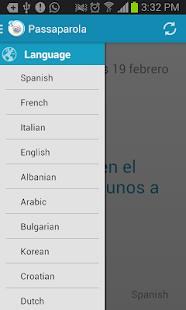 Passaparola Multilingual