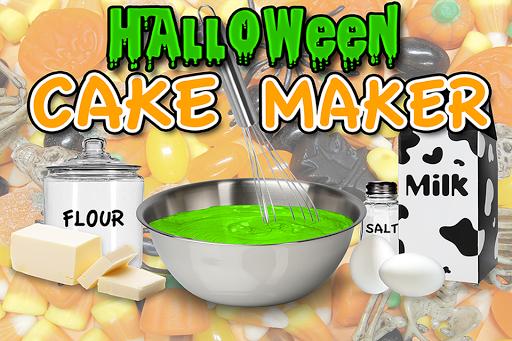 Halloween Cake Maker