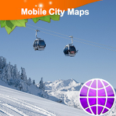 Skiwelt Street Map