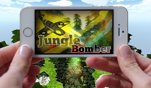 Attack Jet fighter: Jungle War