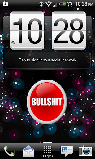 【免費娛樂App】LaZ BullShiz Widget-APP點子