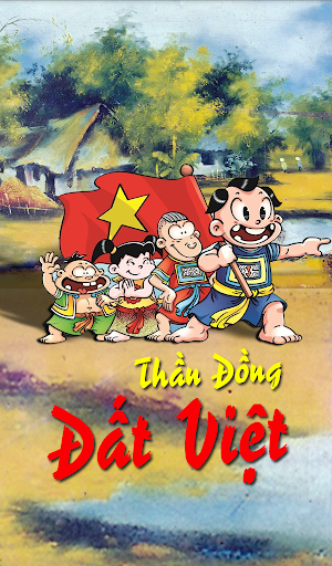 Than Dong Dat Viet Comic