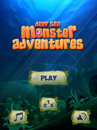 Deep Sea Monster Adventures