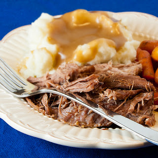 French Onion Slow Cooker Pot Roast.