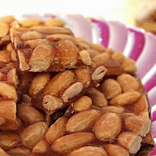 Almond Brittle Without Corn Syrup Recipes.