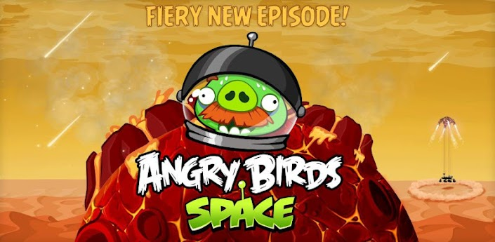 ��� ������ ������� Angry Birds Space HD v1.3.1
