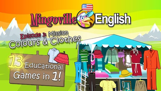How to download Kids English 3:Colors & Cloths 1.0.0 apk for laptop
