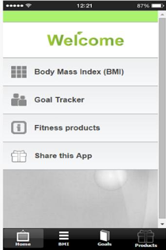 iBMI Tracker