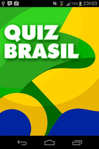 Quiz Brasil - screenshot