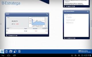 Screenshot of B-Estratega
