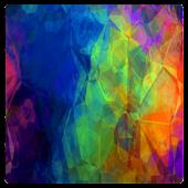 GO SMS Rainbow Theme