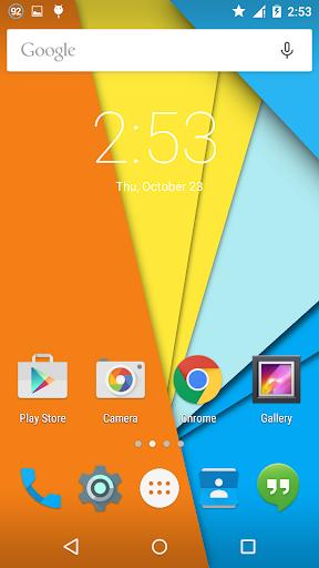 【免費個人化App】Material Wallpapers(Android L)-APP點子
