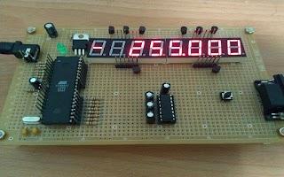 Screenshot of DHM.Arduino 無線藍牙PWM電子動力車