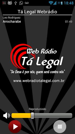 Tá Legal Webrádio
