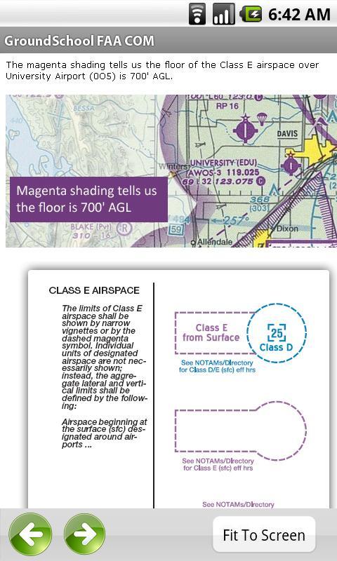 FAA Commercial Pilot Test Prep- screenshot