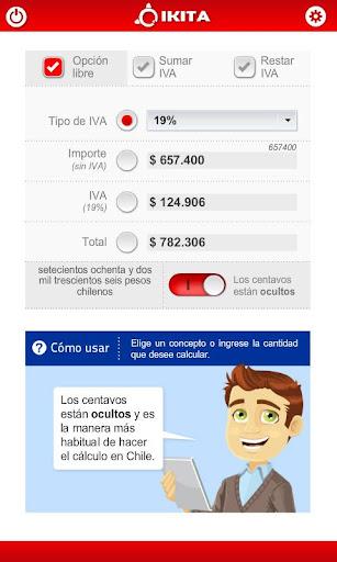 Calculadora IVA Chile - Pro