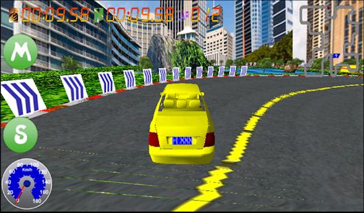 3D Crazy Driving