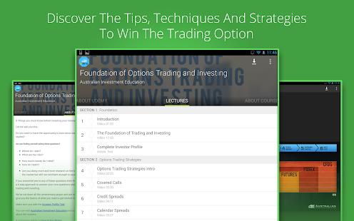 Options trading fundamentals