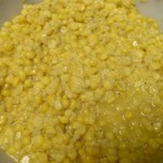 Fresh Fried Corn.