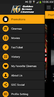 Golden Screen Cinemas- screenshot thumbnail