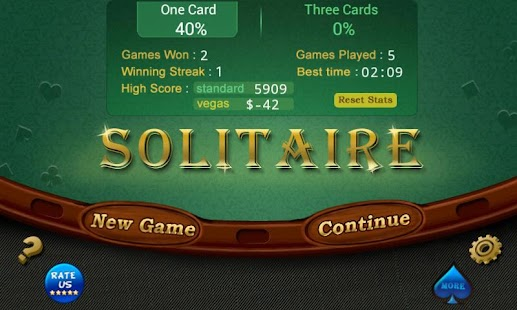 AE Solitaire- screenshot thumbnail