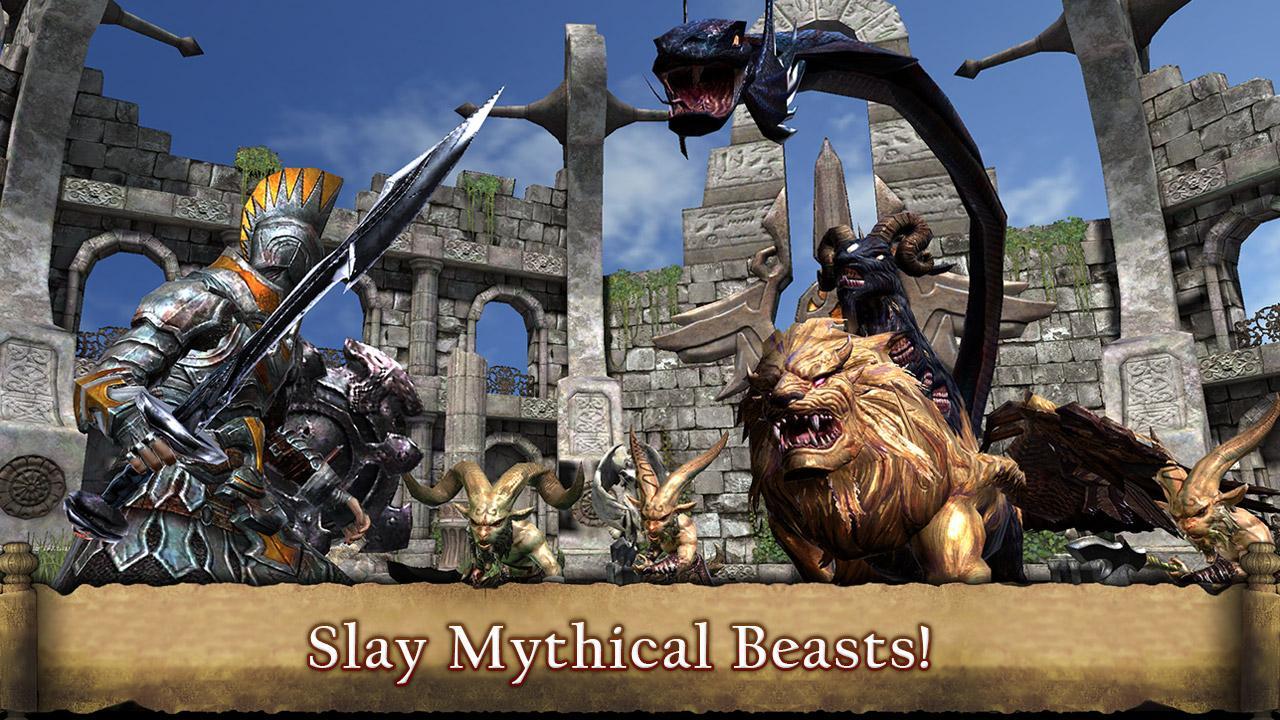 Mother of Myth - screenshot