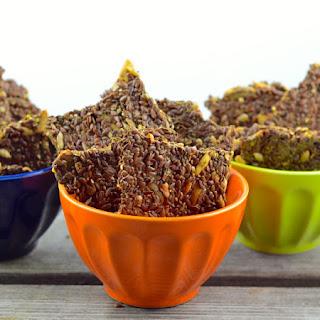 Flax & Chia Seed Crackers