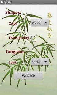 Tangram Designer - Tangroid- screenshot thumbnail