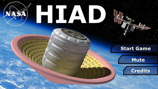 NASA HIAD- screenshot thumbnail
