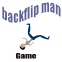 Backflip Man Game icon