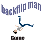 Backflip Man Game