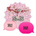 GO SMS - Sakura Love icon