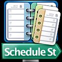 Schedule St. logo