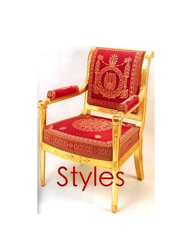 免費教育App Les styles de meubles (phone) 阿達玩APP