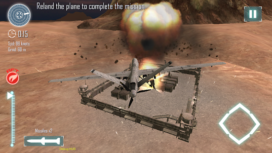 Drone Strike Flight Simulator - screenshot thumbnail
