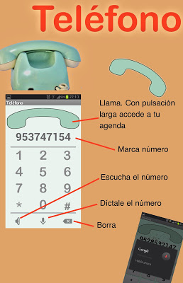 Telefono - screenshot