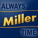 Always Miller Time logo