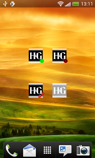 Heroes Generals: Widget