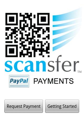 Scansfer Payments - screenshot