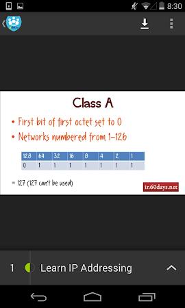 Learn Cisco CCNA by Udemy 1.9 screenshot 180533