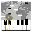 Piano Master National Anthems logo