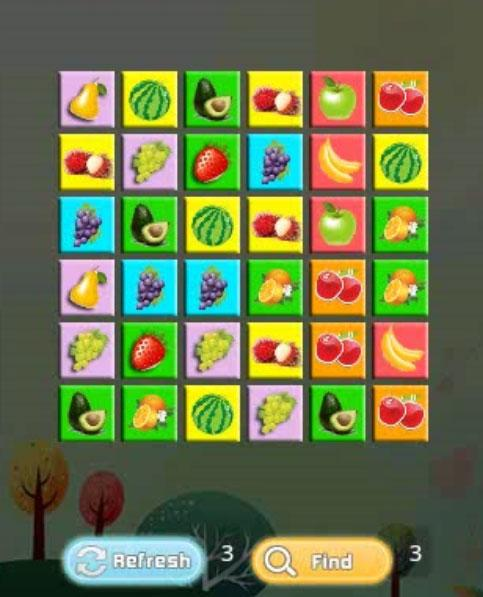 fruit link games